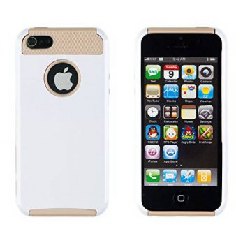 [holiczone] DandyCase 2in1 Hybrid High Impact Hard Dual Layer Case Cover For Apple iPhone /238671
