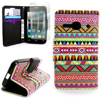 [holiczone] Alcatel Pixi Pulsar Case, Alcate One Touch Evolve 2 Case, CoverON [CarryAll Se/249133