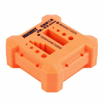 JM-X2 Magnetizer Demagnetizer Box To Collect Screwdriver Magnetic Tools Kit|ZI28300