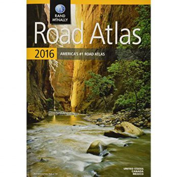 [macyskorea] Rand McNally & Company Rand McNally 2016 Road Atlas (Rand Mcnally Road Atlas:/12377557