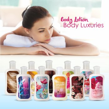 Hand Body Lotion Body Luxuries 236 Ml