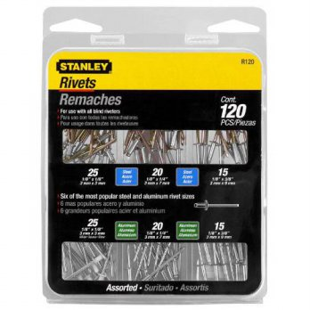 [macyskorea] Stanley R120 Rivet Pack Assortment/12377599