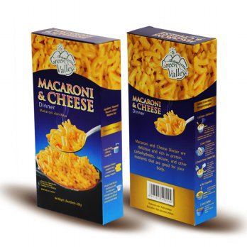 Green Valley Macaroni and Cheese 200 Gr