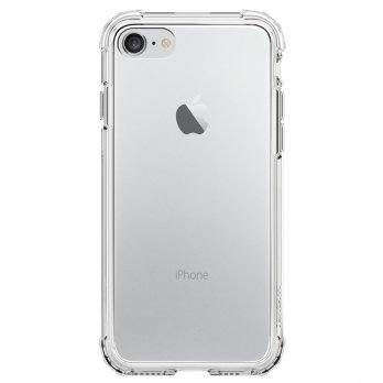 Spigen Crystal Shell Apple iPhone 7 - Clear Crystal