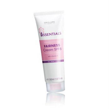 Essentials Fairness Cream SPF 8