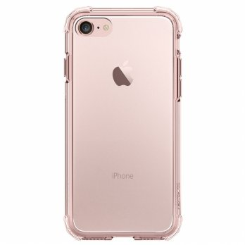Spigen Crystal Shell Apple iPhone 7 - Rose Crystal