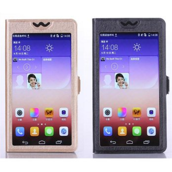 Sony Xperia C6 Ultra Case Full Screen Cover Casing Kasing