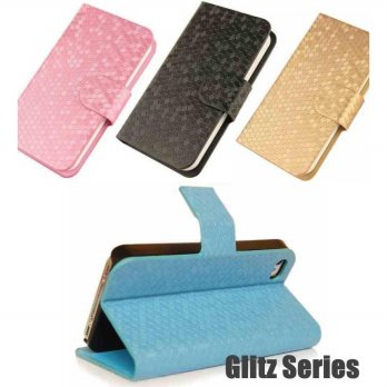 Huawei Honor V8 Case Glitz Cover Casing Kasing