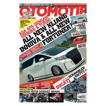 [SCOOP Digital] OTOMOTIF / ED 21 2016