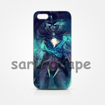 Custom Case Hard Dota 2 Phantom Assassin Full Print iPhone 5 / 5s / SE