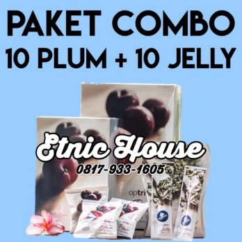 Combo Package Plum Jelly (@10sachets) | Diet Herbal Ala