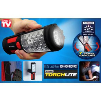 TORCHLITE as seen TV