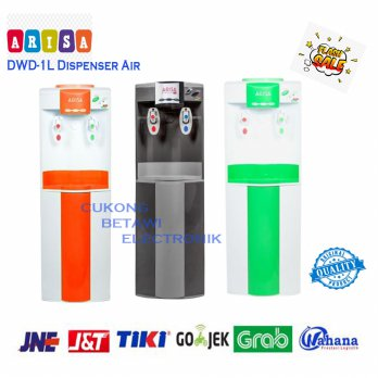Arisa DWD-1L Dispenser Air Hot Normal-New