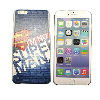 [holiczone] CFStore Im Not A Superman Lovely Picture Hard Shell Case for iPhone 6 Plus (5./255828