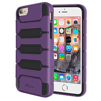 [holiczone] RooCASE iPhone 6s Case, rooCASE [Shock Resistant] iPhone 6s Tough Hybrid PC / /267785