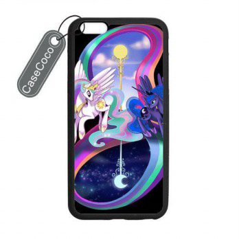 [holiczone] IPhone 6 Plus Cases CASECOCO() My Little Pony iPhone 6 Plus Case - Protective /264134