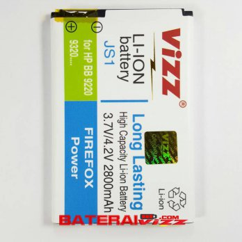 Baterai Battery Double Dobel Power Blackberry BB J-S1 Js1 Davis Amstrong Vizz 2800Mah
