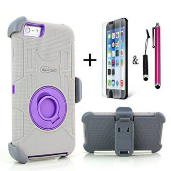 [holiczone] Cellular360 Ultra Shock&Drop-Proof Dust Proof Protective Case and Face-in and /268730
