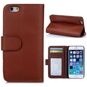 [holiczone] 6 wallet case,iphone 6 flip case,iphone 6 flip leather case,Thinkcase iphone 6/269718
