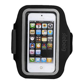[holiczone] SlebeigTM SPORTS ARMBAND for iPhone 5/5s/5c/4/4s, - CAN FIT NEW iPhone 6 - 100/270888