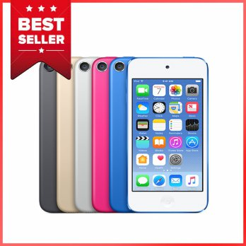 Apple iPod Touch 6 - 64GB - Space Grey - Garansi Resmi Apple