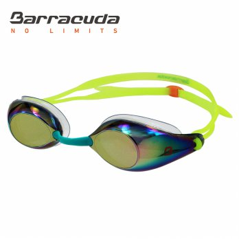 US Barlow cool Daren Barracuda adult athletic plating anti-fog goggles -LIQUID WAVE- # 91510