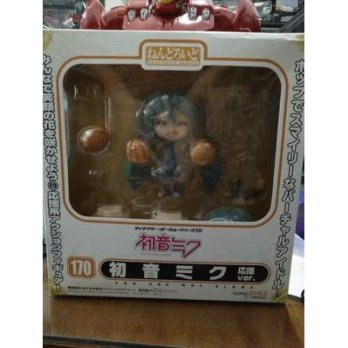 Nendoroid 170 Hatsune Miku You Are Not Alone Ver Pom Pom NEW MIB KWS