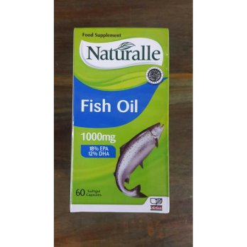 Naturalle Omega 3 Fish Oil