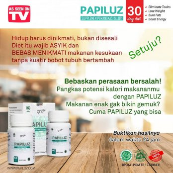 Papiluz Slimming Herbal Supplement