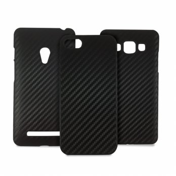 [1 + 1] Delcell CARBON Case for All Type