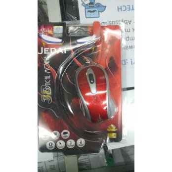(Termurah) Mouse USB Atake JEDAI High Quality Optical 1000 DPI 3D Mouse