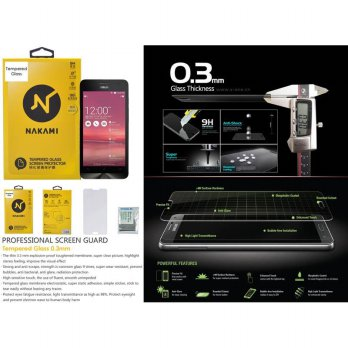 Nakami Tempered Glass Asus Zenfone 6