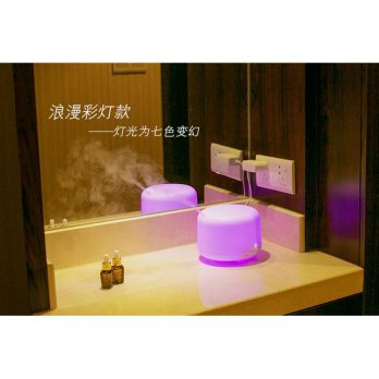 Sale Essential Oil Aroma Diffuser Humidifier 7 LED Color Night Light 500ml Termurah
