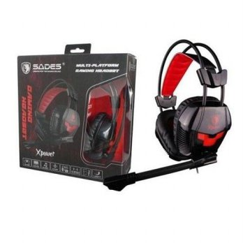 (Termurah) Headset Gaming Sades X Power