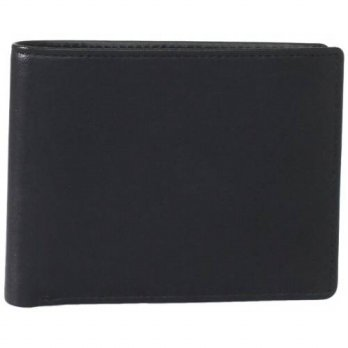 [Macyskorea] Perry Ellis Mens Gramercy Passcase Wallet, Black, One Size / 11410815