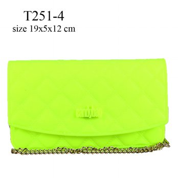 Clutch Candy Bag M Kuning Skotlite T251-4