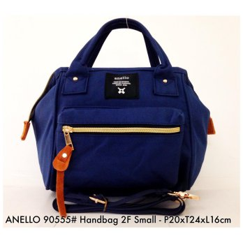 Tas import Wanita Fashion Handbag 2 in 1 Small 90555 - 3