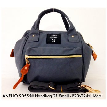 Tas import Wanita Fashion Handbag 2 in 1 Small 90555 - 6