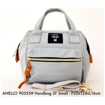 Tas import Wanita Fashion Handbag 2 in 1 Small 90555 - 5