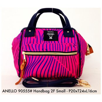 Tas import Wanita Fashion Handbag 2 in 1 Small 90555 - 12