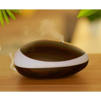 Sale H14 - Wooden Essential Oil Aroma Diffuser Ultrasonic Aroma Termurah