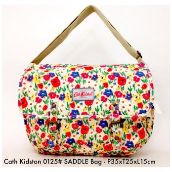 Tas Selempang Fashion Saddle Bag 0125 - 1