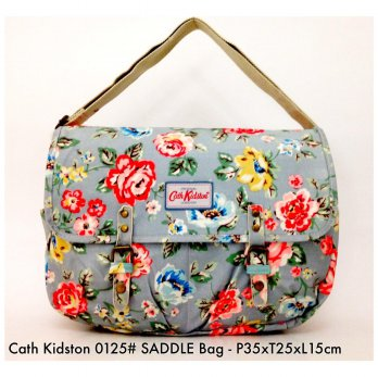 Tas Selempang Fashion Saddle Bag 0125 - 3