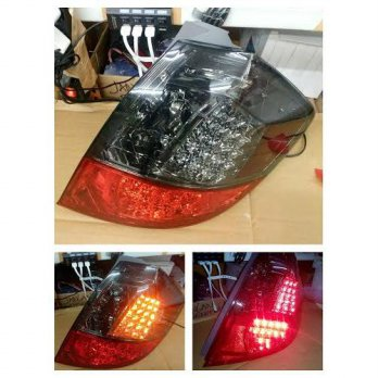 HD583-B7DE2 - STOP LAMP - LED - RED SMOKE HONDA JAZZ / FIT 08-10