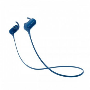Sony Extra Bass Sports Bluetooth In Ear Headphone MDR-XB50BS - Biru