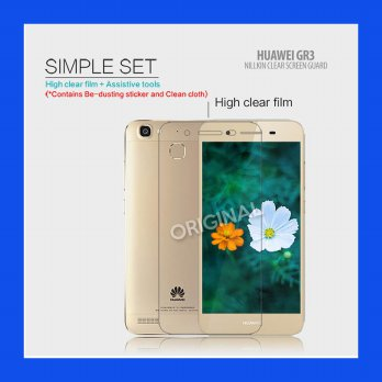 Huawei GR3 Nillkin High Level Crystal Screen Guard Antigores