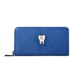 Korean Trendy Style Women Casual Pouch Bag Purse Wallet / HINT WALLET - TOOTH 1996200