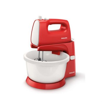 Philips Stand Mixer HR-1559 Merah