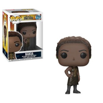 Funko POP Marvel Black Panther (Movie) - Nakia #277
