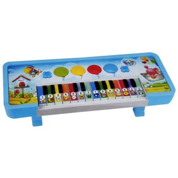 Momo Animal Teach The Piano 3013 - Untuk anak usia 3+